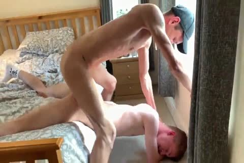 Skinny With giant shlong Takes Time To cum